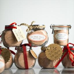 10-Spice Mix Gift Jars
