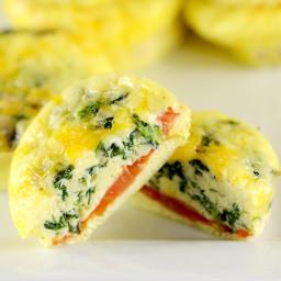 12 Easy Make Ahead Breakfast Muffins! 3WWP+