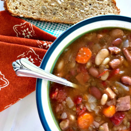 15 Bean Ham Soup
