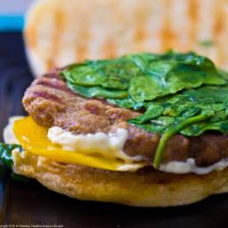 15 Minute Breakfast Sandwich