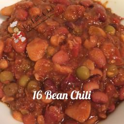 16 Bean Chili