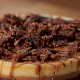 2-Day Turtle Cheesecake Recipe by Tasty