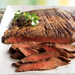(2-pound) flank steak, trimmed