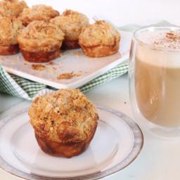 20/20 Coffee Cake Muffins