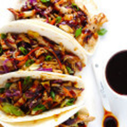 20-Minute Moo Shu Pork (or Chicken)