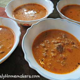 20-Minute Taco Soup Your Family Will Love