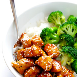 20-Minute Teriyaki Chicken