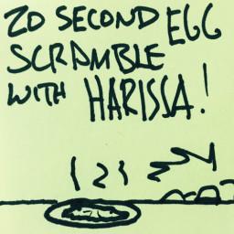 20 Second Scrambled Eggs