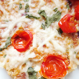 21 Day Fix Baked Bruschetta Quinoa Recipe