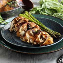 21 Day Fix | Balsamic Orange Chicken With Basil