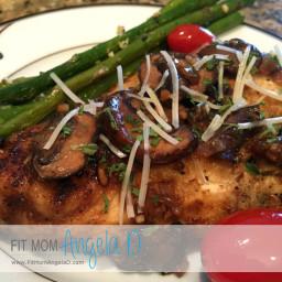 21 Day Fix Chicken Marsala