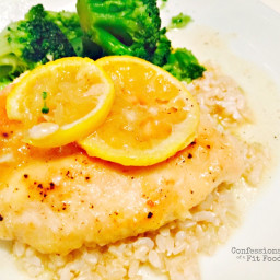 21 Day Fix Easy Lemon Chicken