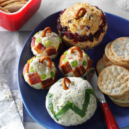 3-in-1 Cheese Ball Recipe