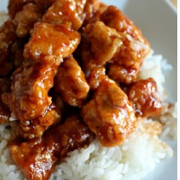 3-Ingredient Orange Chicken Sauce Recipe