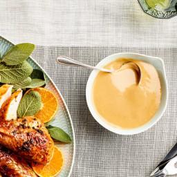 3-Ingredient Thanksgiving Gravy