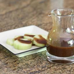 3-Minute Balsamic and Mustard Vinaigrette