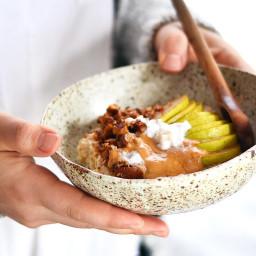 3 Minute Ultimate Paleo Breakfast Porridge