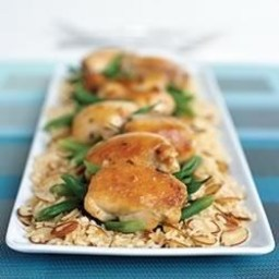 30 Minute Almond Chicken by Minute® Rice