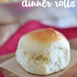 30-Minute Dinner Rolls