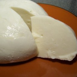30 Minute Fresh Mozzarella Cheese Homemade