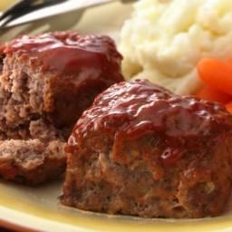 30-Minute Mini Meatloaves