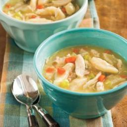 (32-oz.) container low-sodium chicken broth