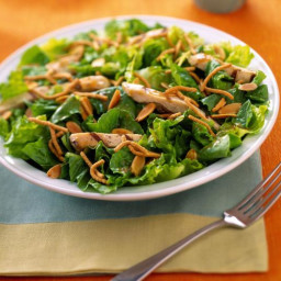 4-Ingredient Chinese Chicken Salad Recipe