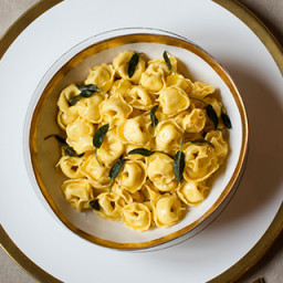 5 Cheese Tortellini Butter and Sage