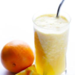 5-Ingredient Fresh Orange Smoothie (Orange Julius Copycat)