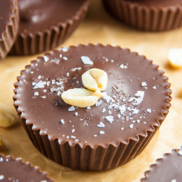 5-Ingredient Peanut Butter Cups