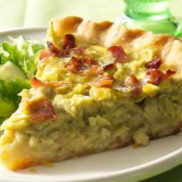 5-Ingredient Quiche