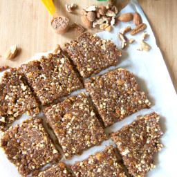 5 Ingredient Raw Fig Bars