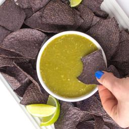 5-Ingredient Salsa Verde