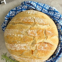 5 Minute Artisan Bread Tutorial