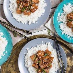 5-Minute Prep Chinese Bourbon Chicken