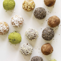 5-Minute Protein Truffles