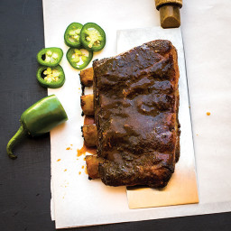 5-Spice Slow-Cooker Pork Ribs