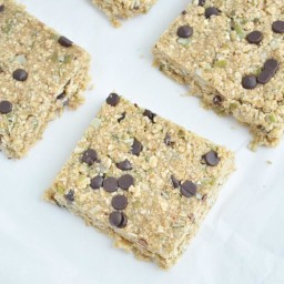 5 Minute Granola Bars