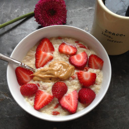 5 minute hot quinoa cereal