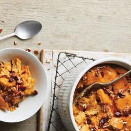 A Decadent Fall-Worthy Pumpkin Bread Pudding Recipe