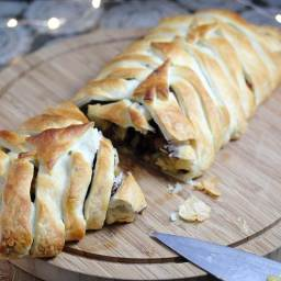 A Very Veggie Xmas: Maple Parsnip and Chestnut Wellington | Vegan