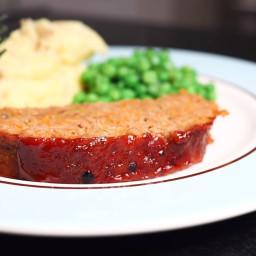 Adam Ragusa's Meatloaf with Sweet Glaze