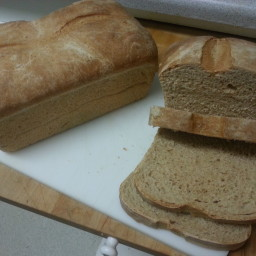 Adam's Awesome Wheat Bread