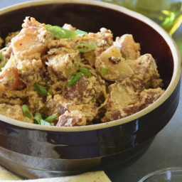 ADOBO BACON POTATO SALAD