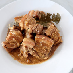 Adobo with a Twist (Creamy Pork Adobo)
