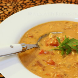 African Peanut Chicken Soup