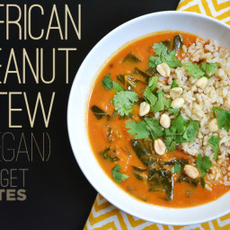 African Peanut Stew (vegan)