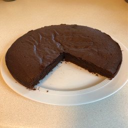 After school chocolate cake