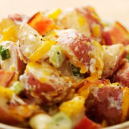 Aged Cheddar Baked Potato Salad
