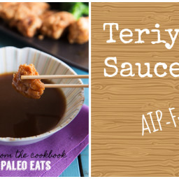 AIP Teriyaki Sauce from Paleo Eats